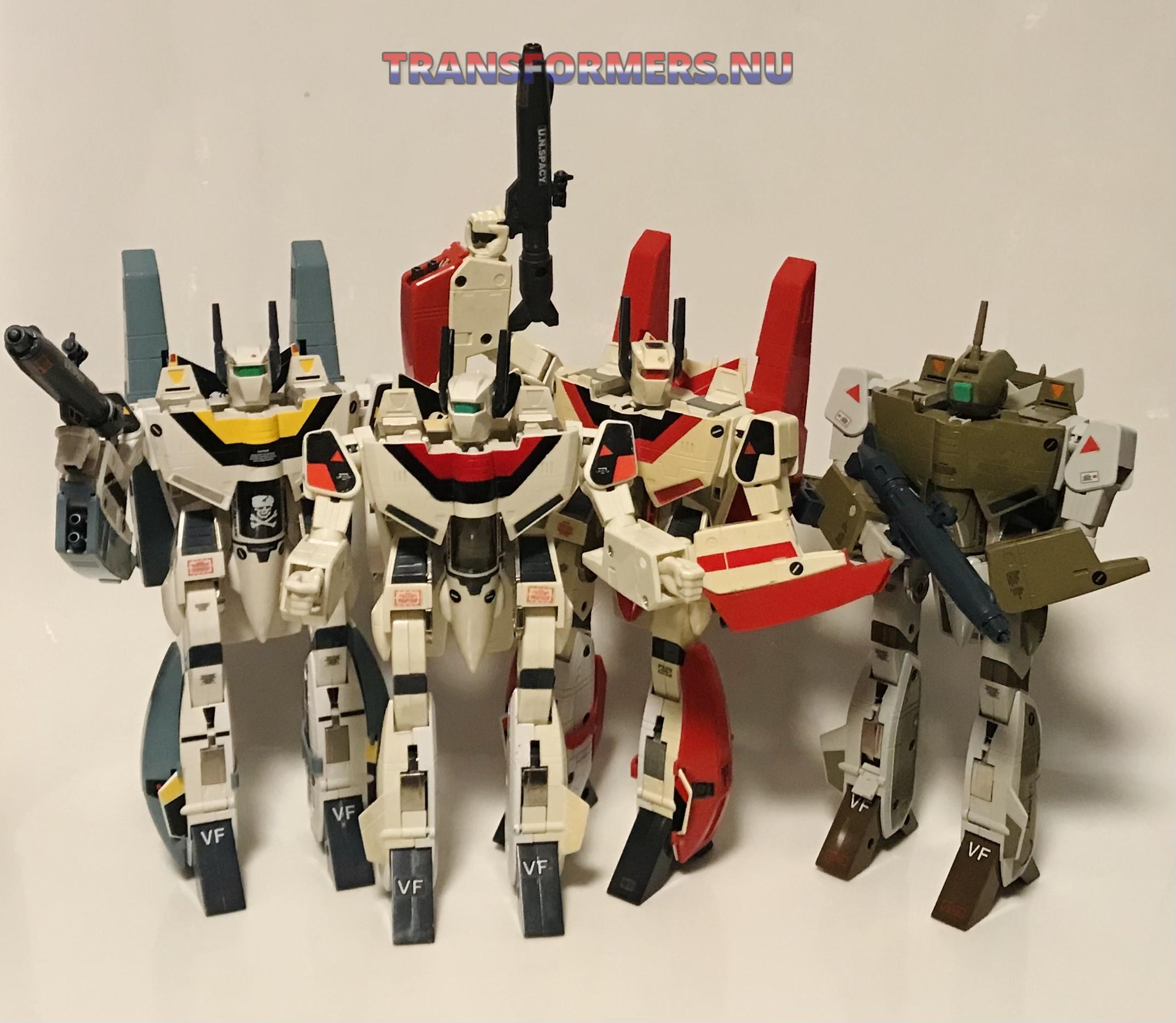 Transformers en Robotech (Macross) image