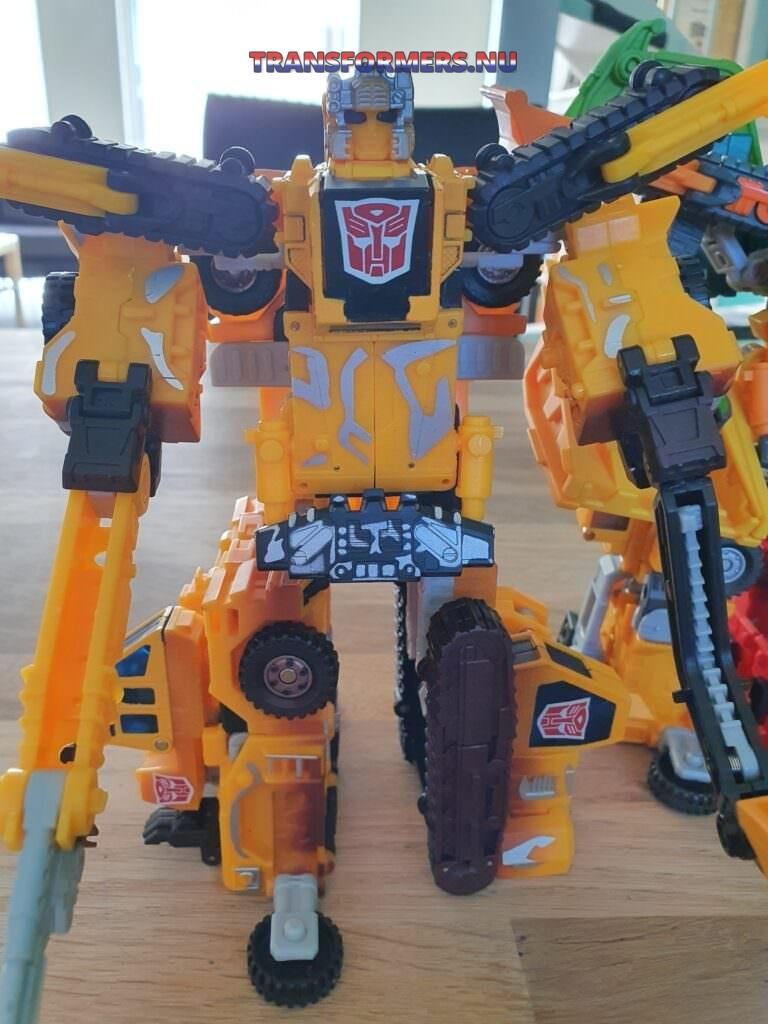 Transformers R.I.D Landfill Walmart Exclusive image
